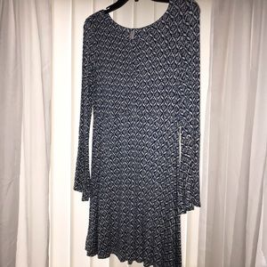 Bell Sleeve Sundress